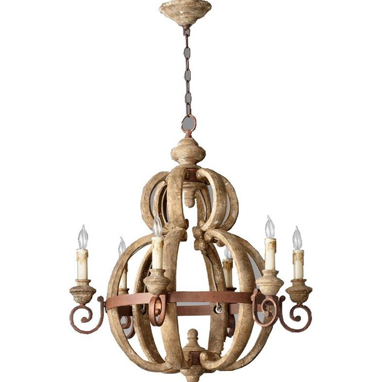 Old World Lighting Chandeliers
