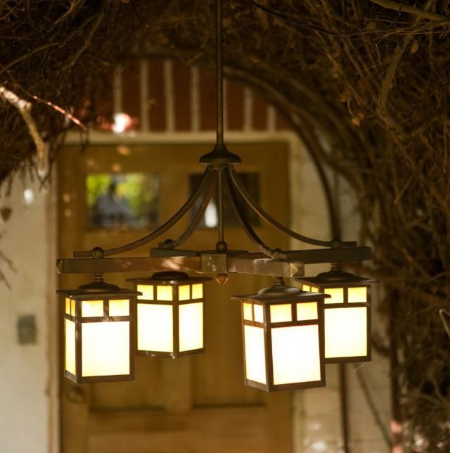 Outdoor Chandelier Lighting Ideas