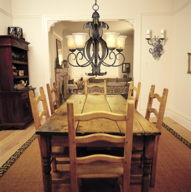 Pictures Of Chandeliers Over Dining Room Tables