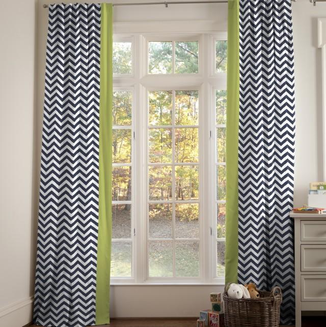 Standard Curtain Lengths Panel