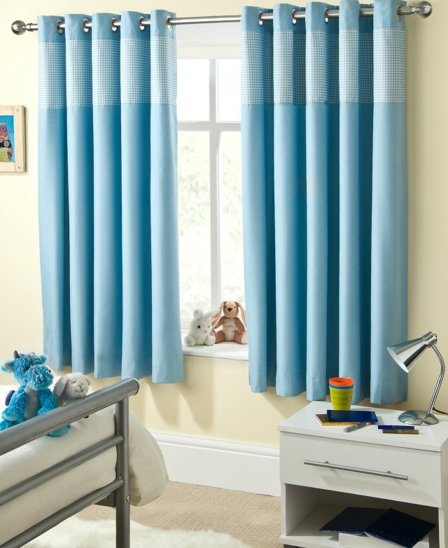Baby Boy Room Curtains