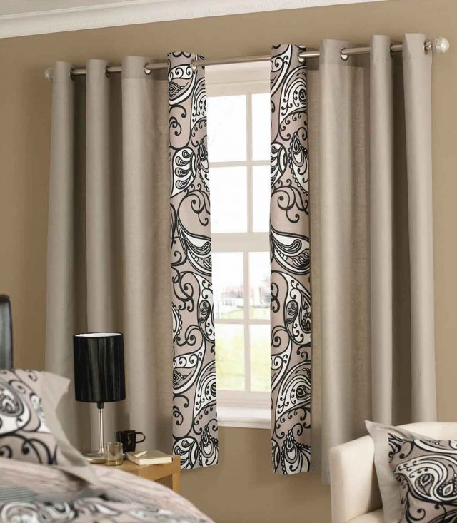 Bedroom Window Curtains Ideas