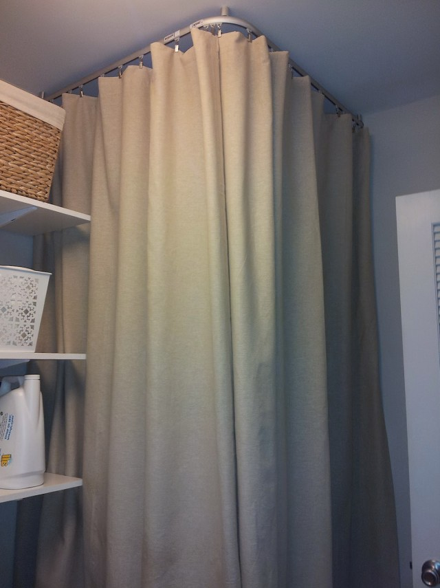 Ceiling Mount Curtain Track Ikea