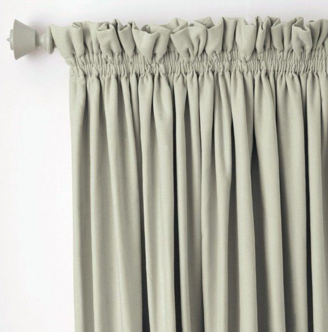 Cotton Fabric Shower Curtains