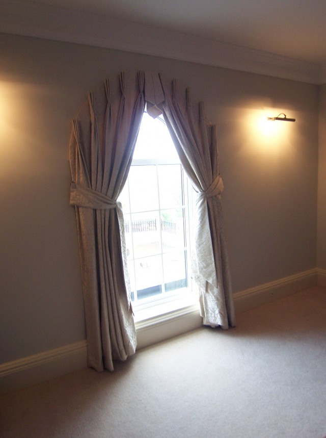 Curtains For Arched Windows Uk