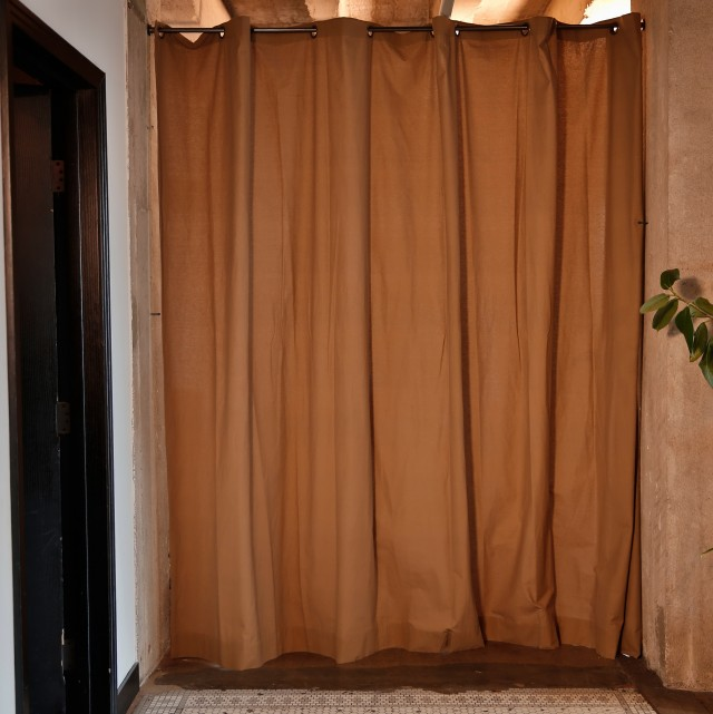 Fabric Room Divider Curtains