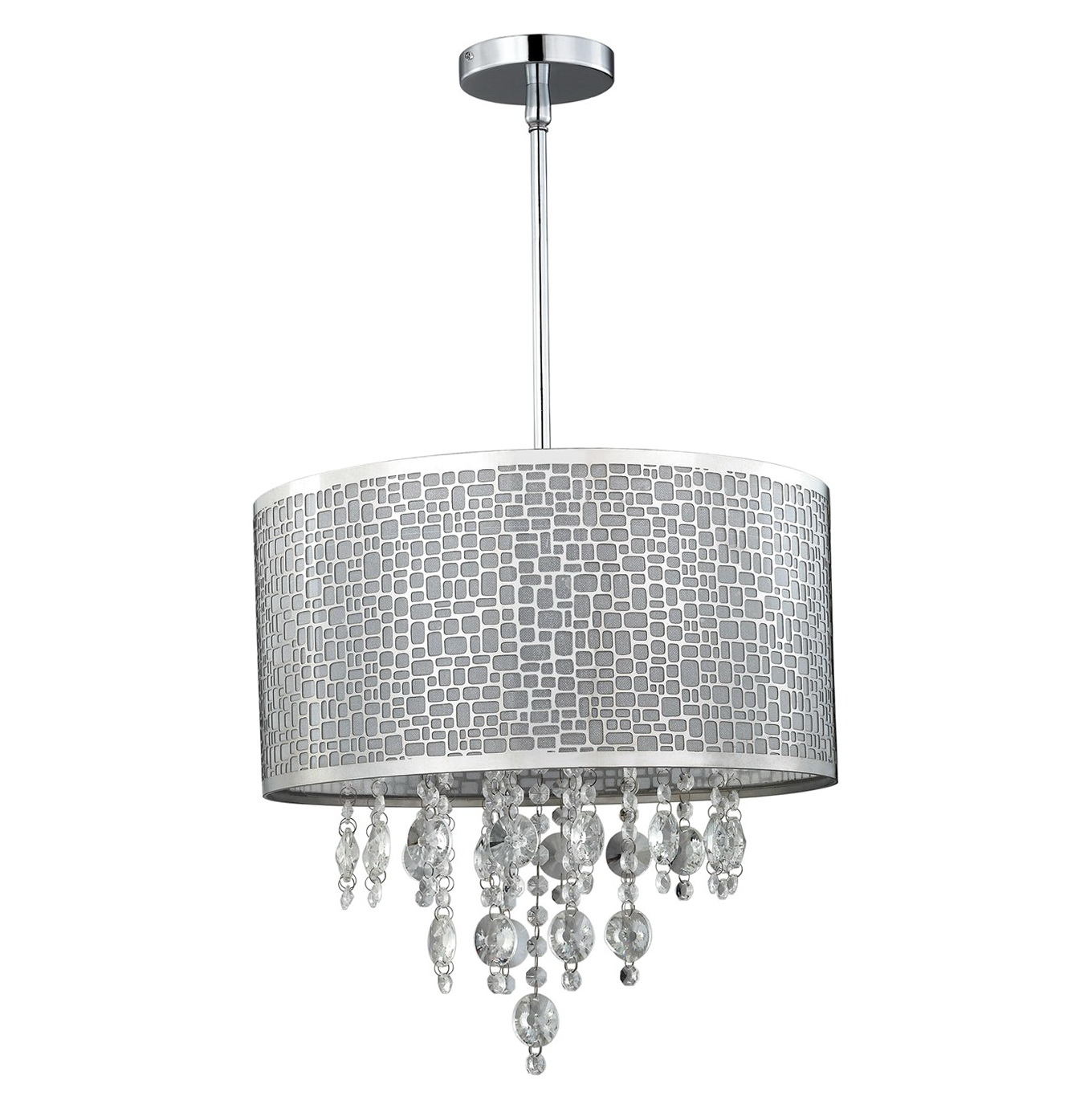 Plug In Chandelier Lamp