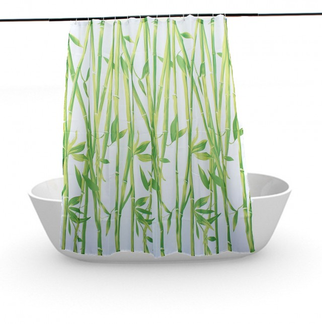 Polyester Shower Curtains Safe