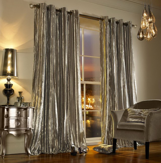 Ready Made Curtains With Pelmets