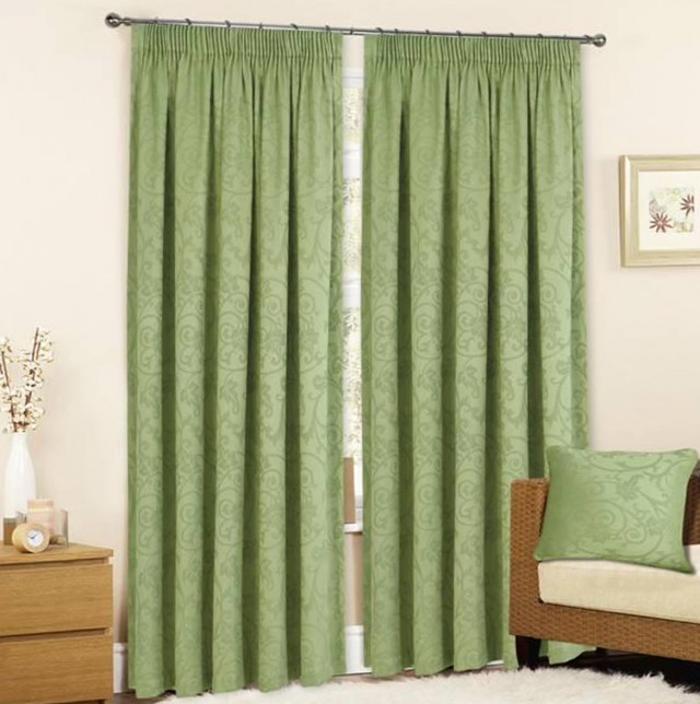 Sage Green Curtains Ready Made