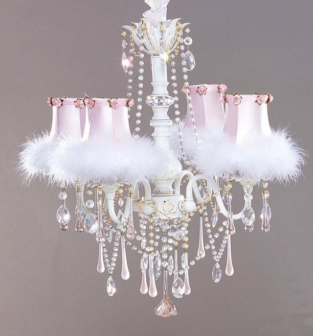 Shabby Chic Chandeliers Cheap
