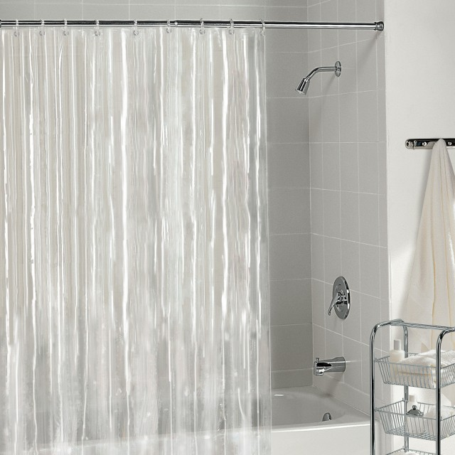 Shower Curtains With Valance