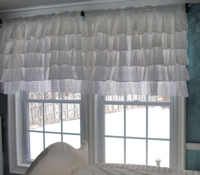 White Cotton Curtains Amazon