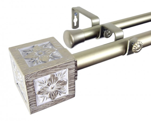 120 Inch Curtain Rod Home Depot