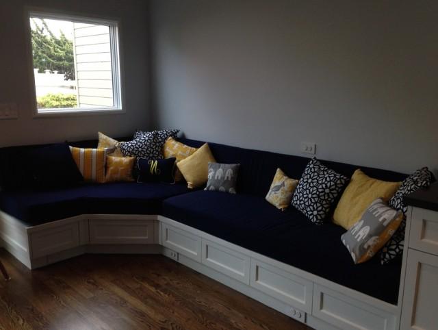 Custom Seat Cushions Indoor