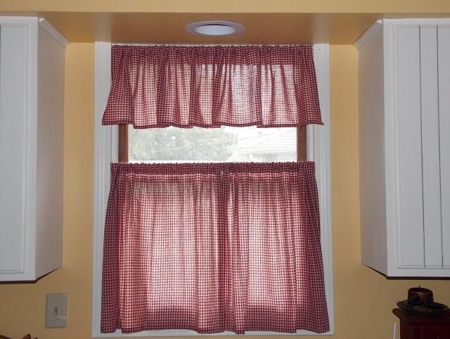 Kitchen Cafe Curtains Modern