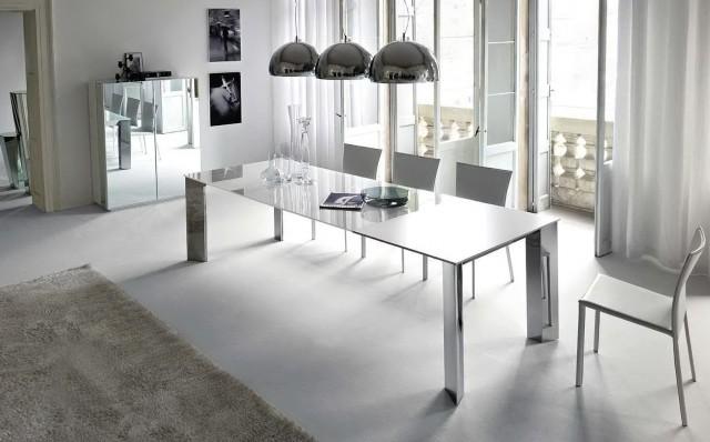 Modern Dining Room Curtain Ideas