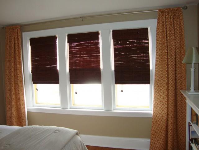 3 Window Curtains Designs