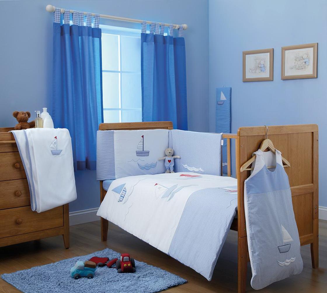 Baby Boy Nursery Curtains Uk