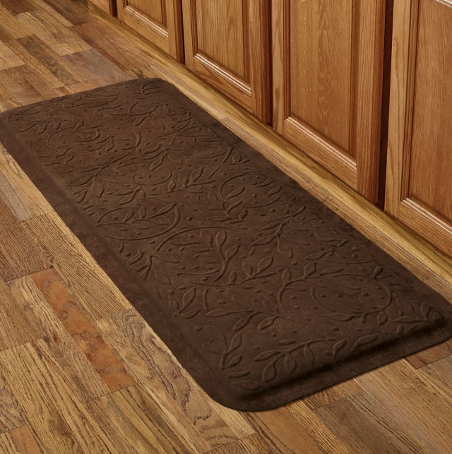 Cushioned Floor Mats For Kitchen
