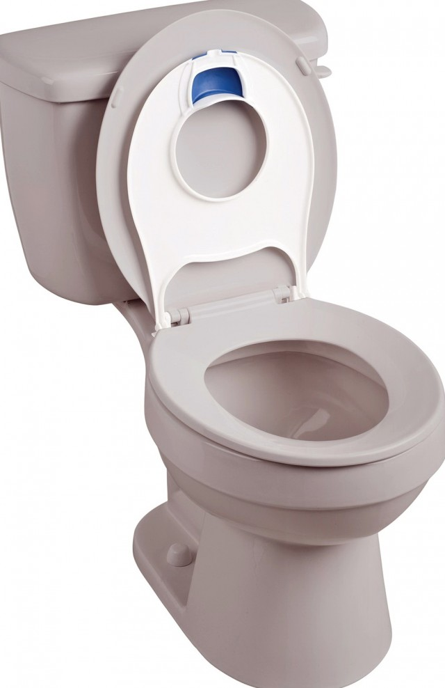 Cushioned Toilet Seats Sanitary