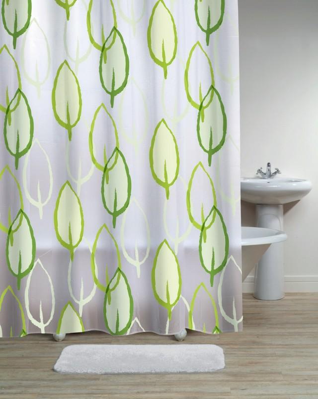 Extra Long Shower Curtain Design