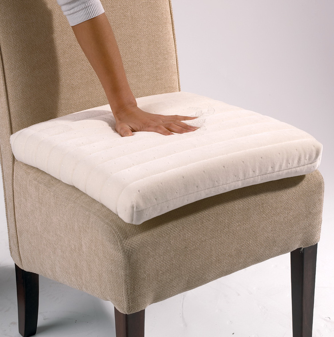 Foam Chair Cushions Memory Foam Chair Cushion Home Design Ideas