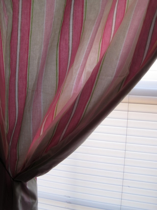 Pottery Barn Curtain Tie Backs