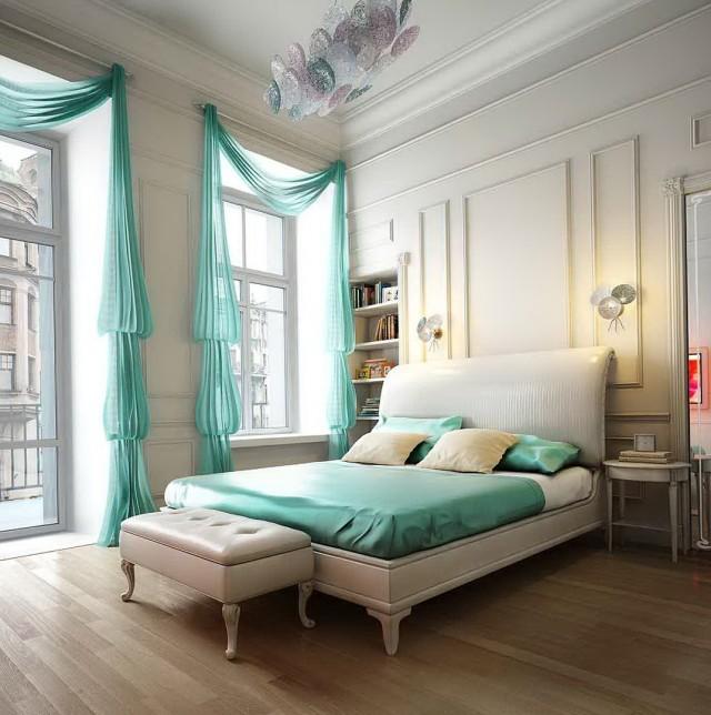 Sheer Curtain Ideas For Bedroom