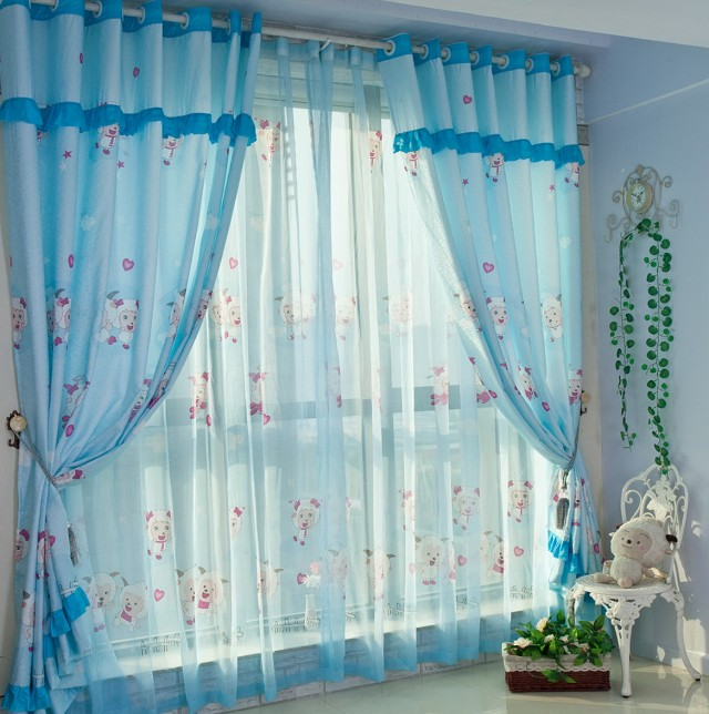 Blackout Curtains For Kids Bedroom