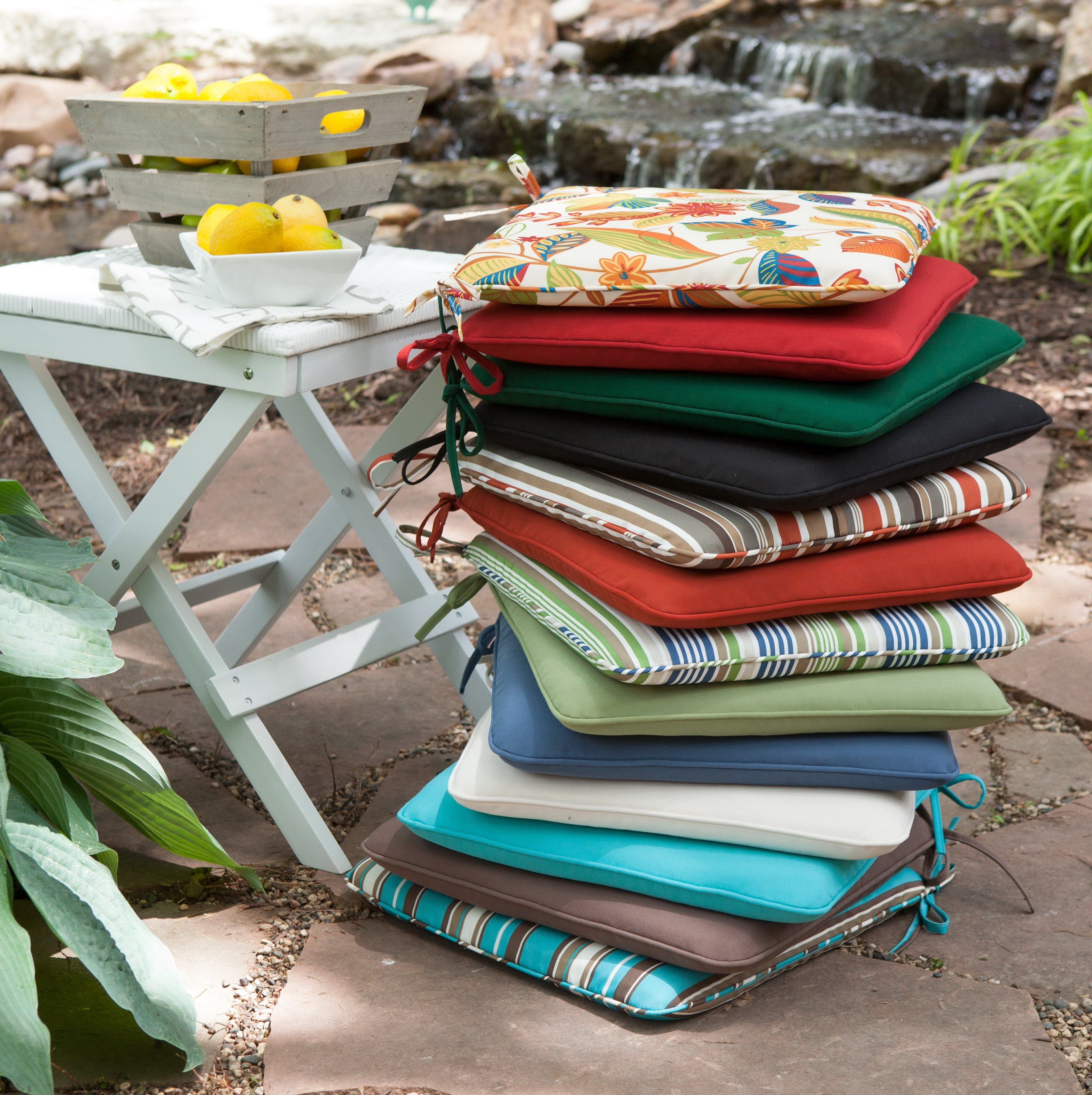 Patio Chair Cushions Cheap Cheap Patio Furniture Cushions Clearance Home Design Ideas