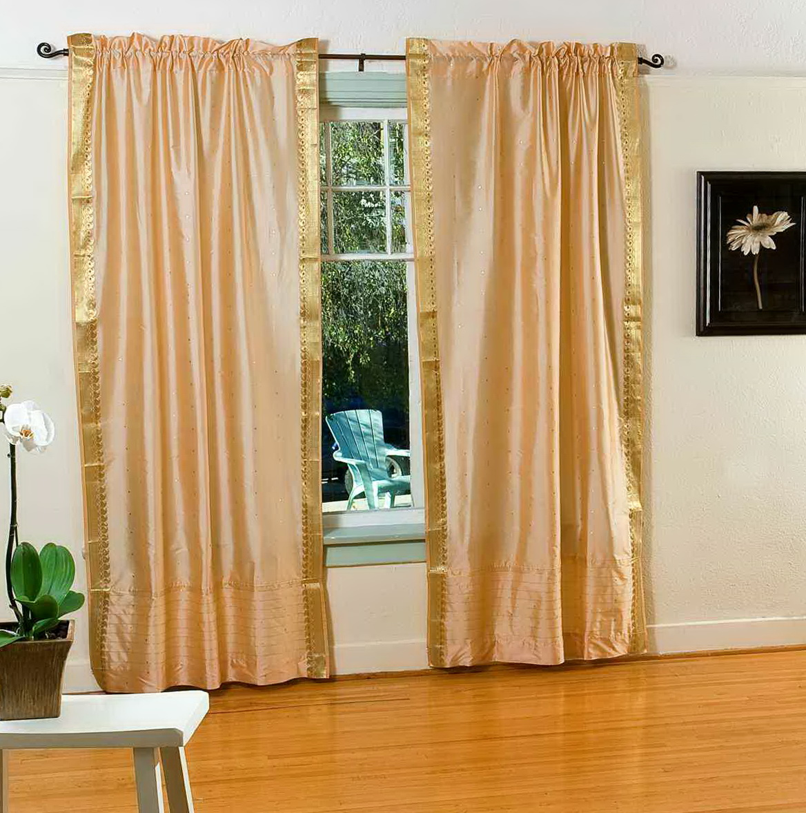 Indian Print Curtains Uk