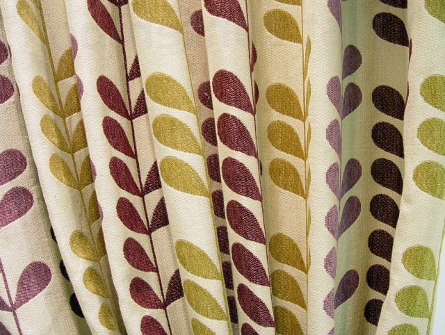 Purple And Green Curtains Uk