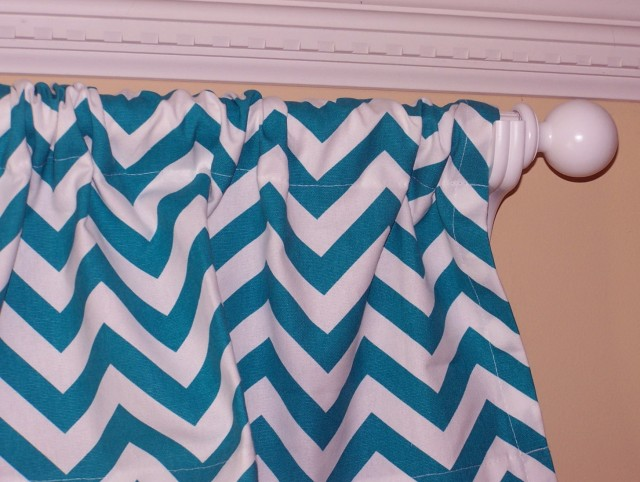 Turquoise Curtains Window Treatments