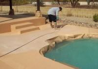 Acrylic Pool Deck Coating