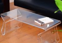 Acrylic Side Table Ebay