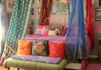 Bed With Curtains Called
