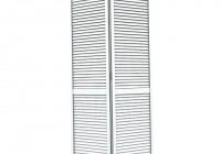 Bifold Louvered Closet Doors