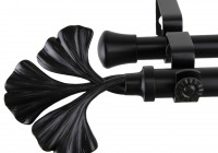 Black Curtain Rods At Target