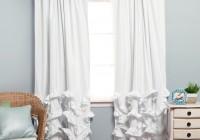 Blackout Curtains White