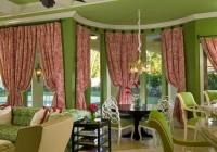 Bow Window Curtains Ideas
