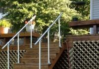 Build Your Own Deck Railing