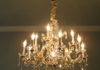 Chandelier Cord Cover Pottery Barn