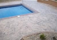 Concrete Deck Around Pool