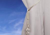 Curtain Tie Backs Tassels