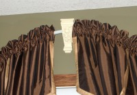 Curtains Rods For Arched Windows
