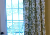 Curtains Rods For French Doors