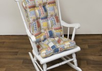 cushions for rocking chairs target