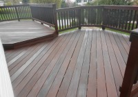 Deck Cleaning And Staining Pricing