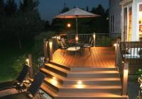 Deck Post Lighting Fixtures
